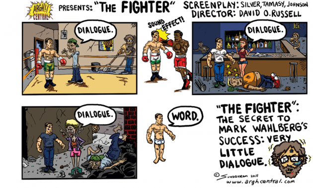 """""""The Fighter"""""""