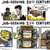 "Wednesday BL-""ARGH!"" – ""21st Century Job Search"""