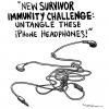 "Thursday POP/News ""ARGH!"" – ""New SURVIVOR Immunity Challenge Idea"""