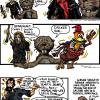 """Movie Review Cartoon™ – """"The Beaver"""""""