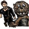 "mini-""ARGH!"" Movie Review Cartoon™ – ""The Beaver"" – PREVIEW"