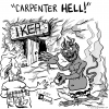 "Monday ""ARGH!"" 'Toon – ""Carpenter HELL!"""