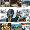 "Movie Review Cartoon™ – ""X-Men: First Class & Midnight In Paris"""
