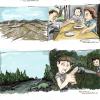 "Movie Review Cartoon™ – ""The Tree of Life"""