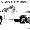 "Monday ""ARGH!"" 'Toon – ""A Study In Proportions"""