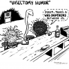 "Monday ""ARGH!"" 'Toon – ""Vasectomy Humor"""